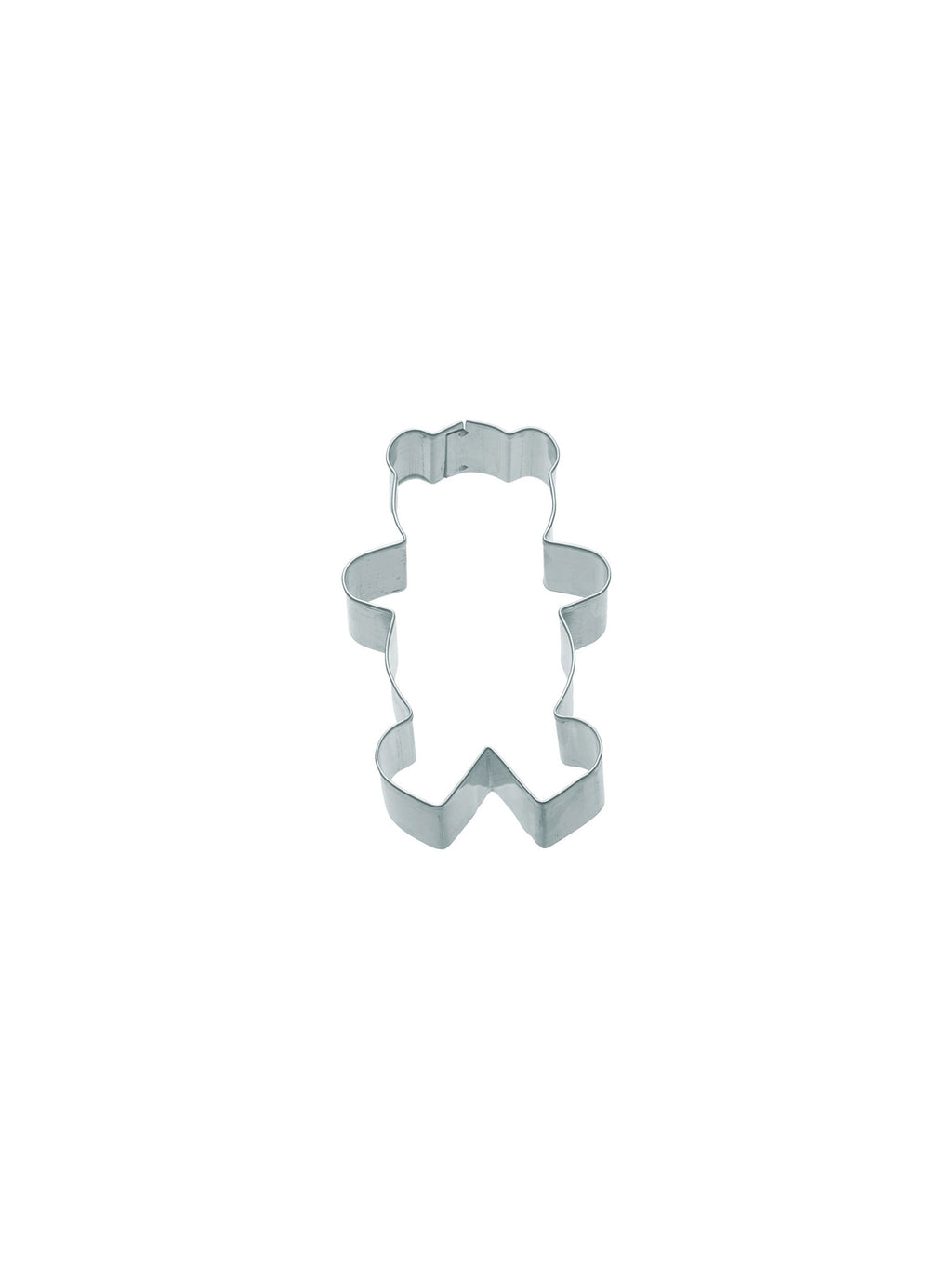 Teddy Bear Shaped Cookie Cutter 7.5cm