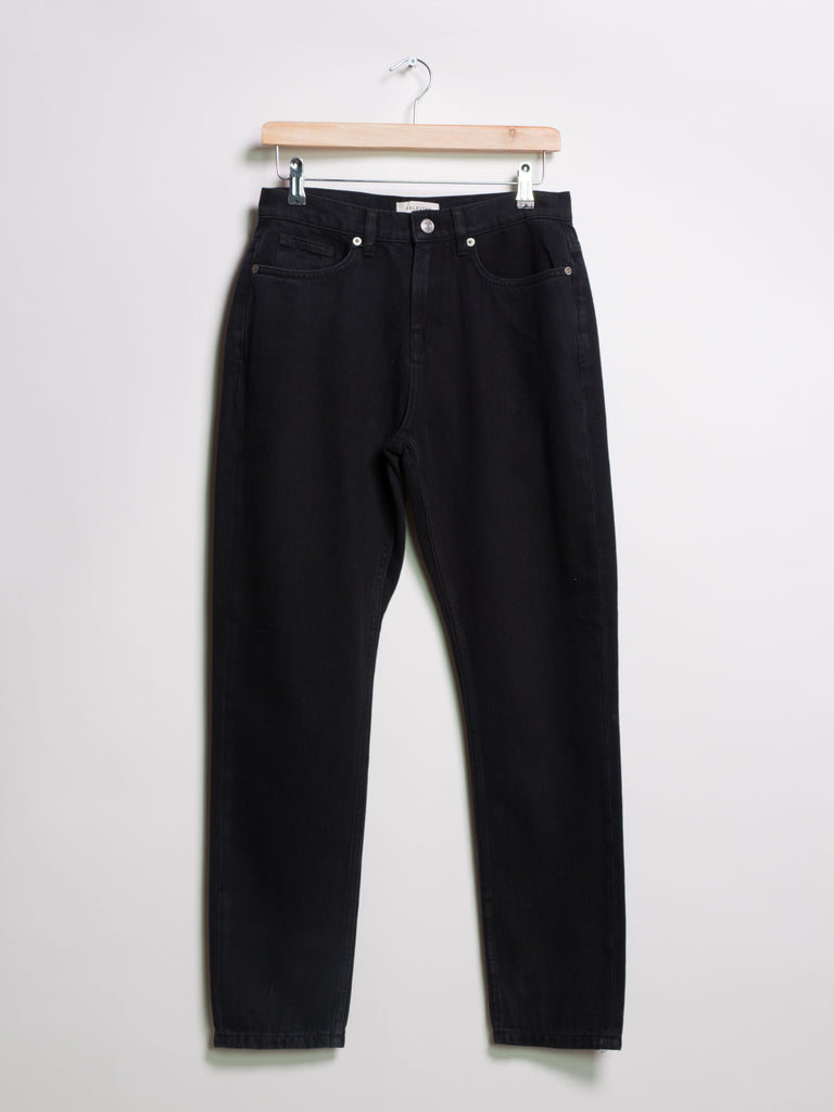 Lola Black Straight Jeans - Car & Kitchen