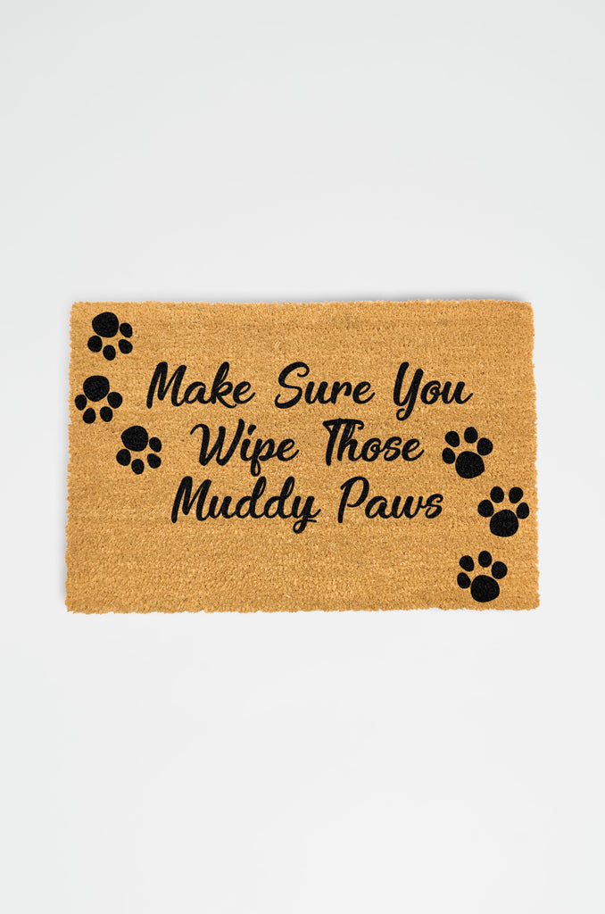 Muddy Paws Extra Large Doormat