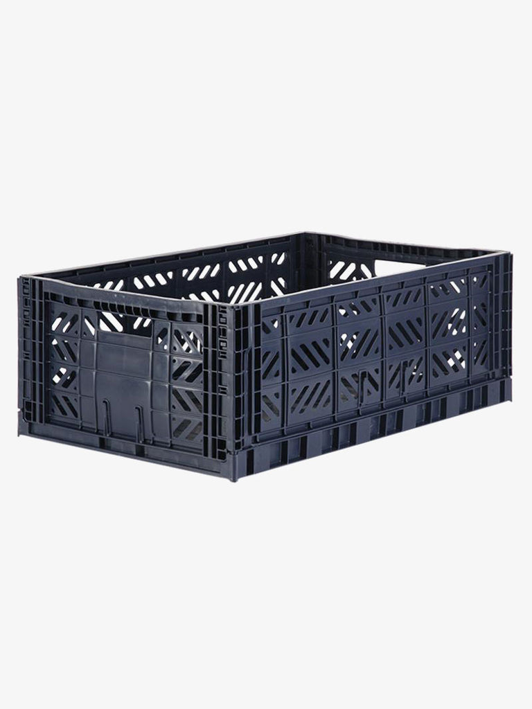 Storage Crate Large - Navy