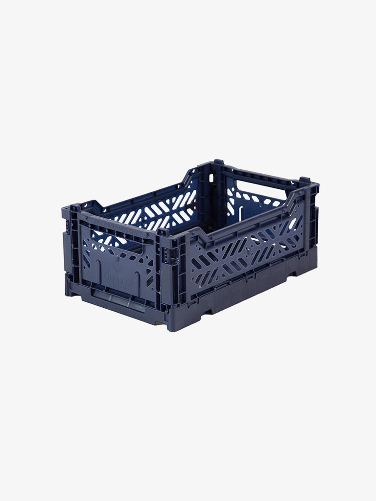 Storage Crate Small - Navy