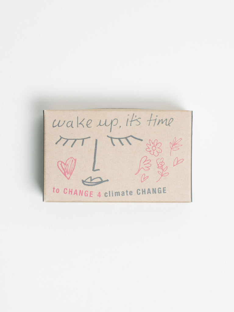 Wake Up It's Me Soap - Car & Kitchen