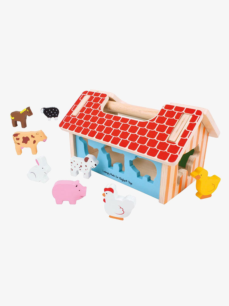 Farm House Sorter - Car & Kitchen