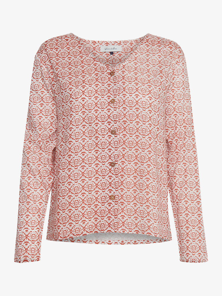 Panco Patterned Blouse