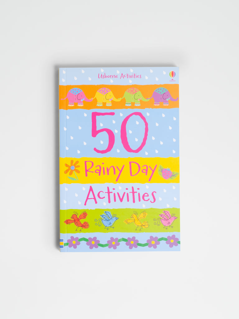 50 Rainy Day Activities - Car & Kitchen