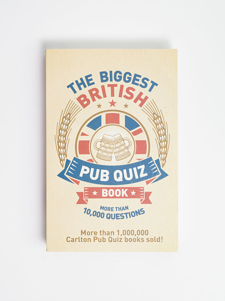 The Biggest British Pub Quiz