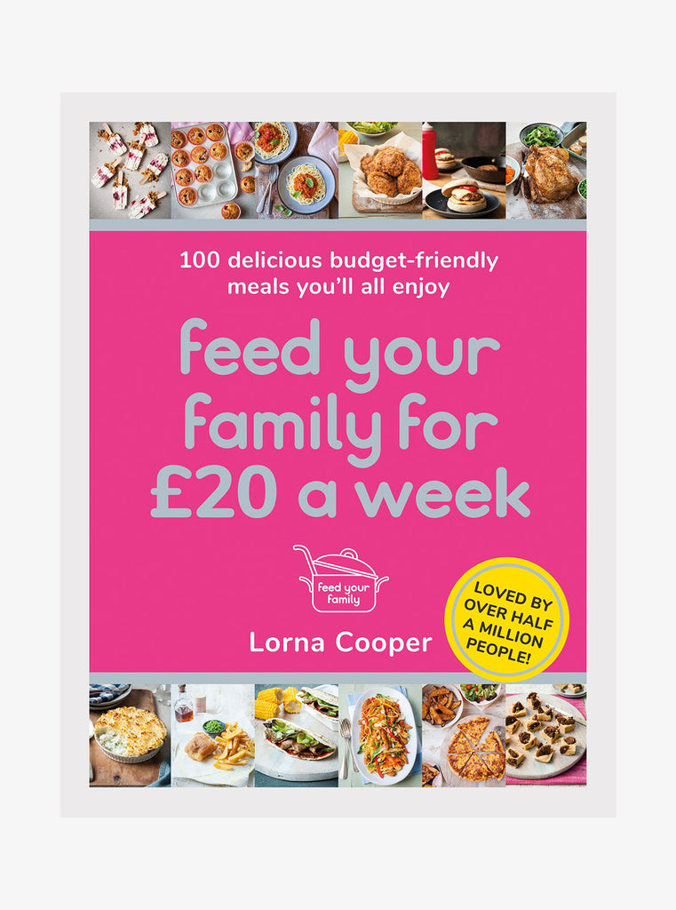 Feed Your Family For £20 A Week