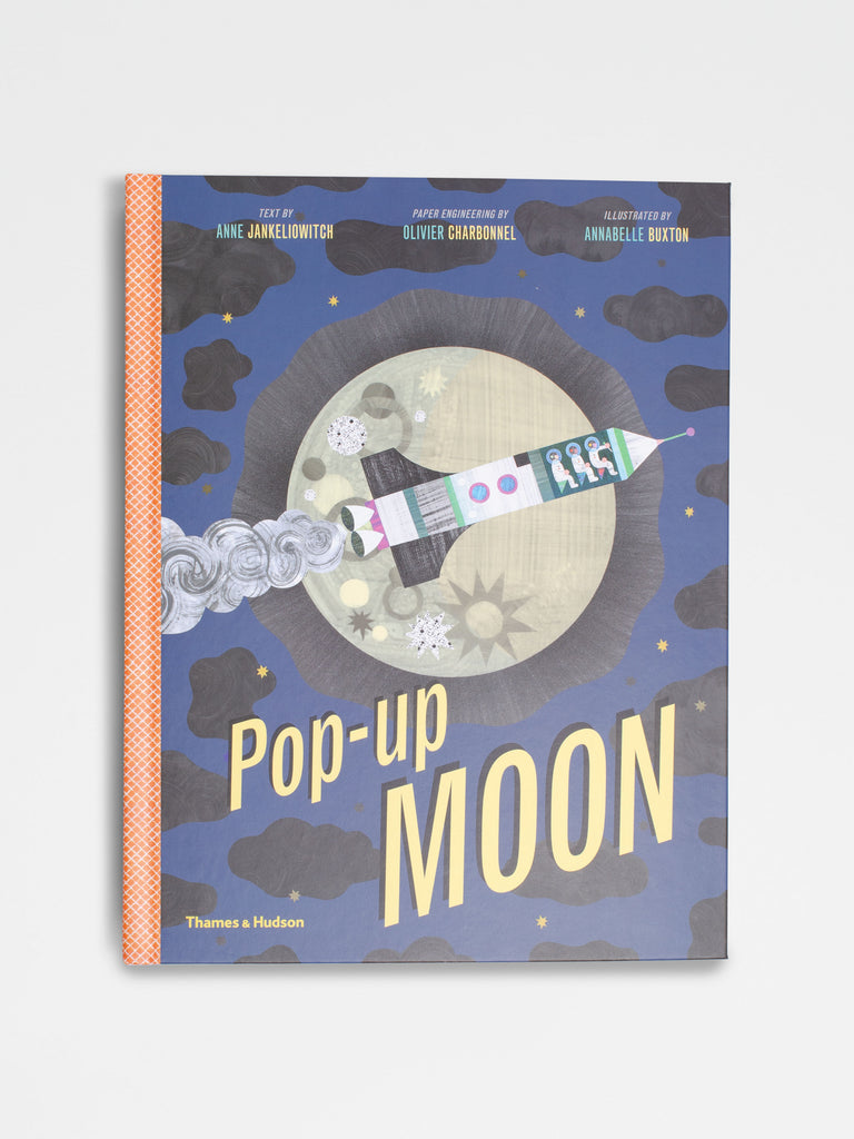 Pop Up Moon