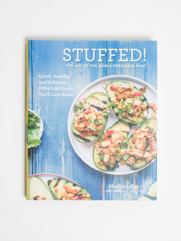Stuffed: The Art Of The Edible Vegetable Boat - Car & Kitchen