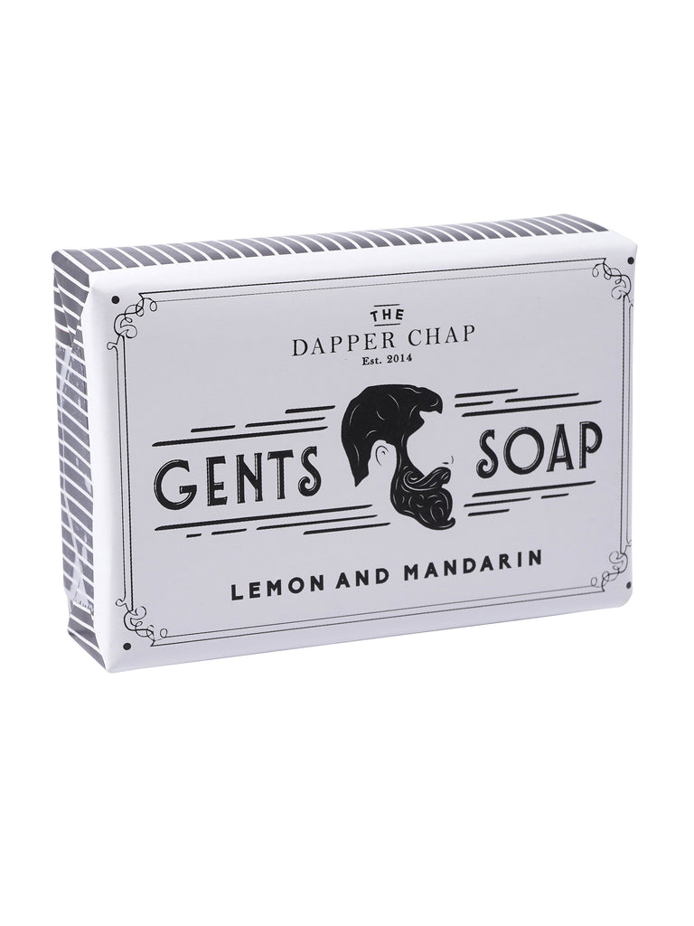 Dapper Chap Soap Lemon And Mandarin