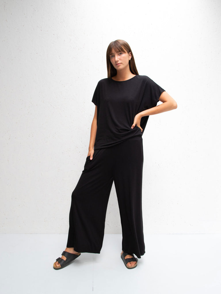 Luna Pants - Black