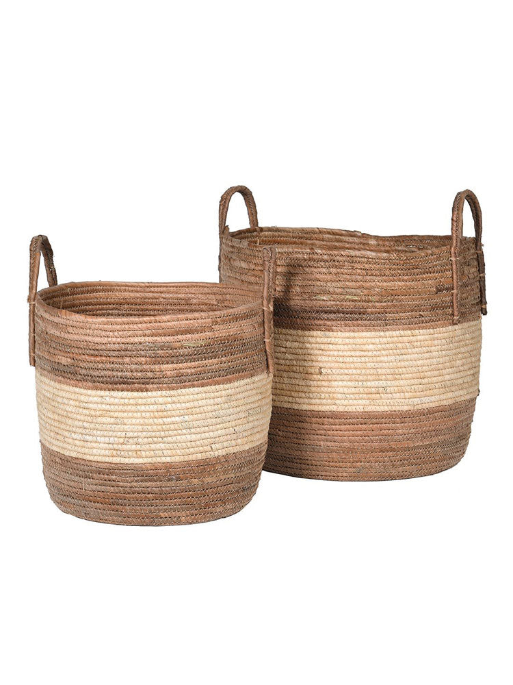 Small Banana Leaf Basket