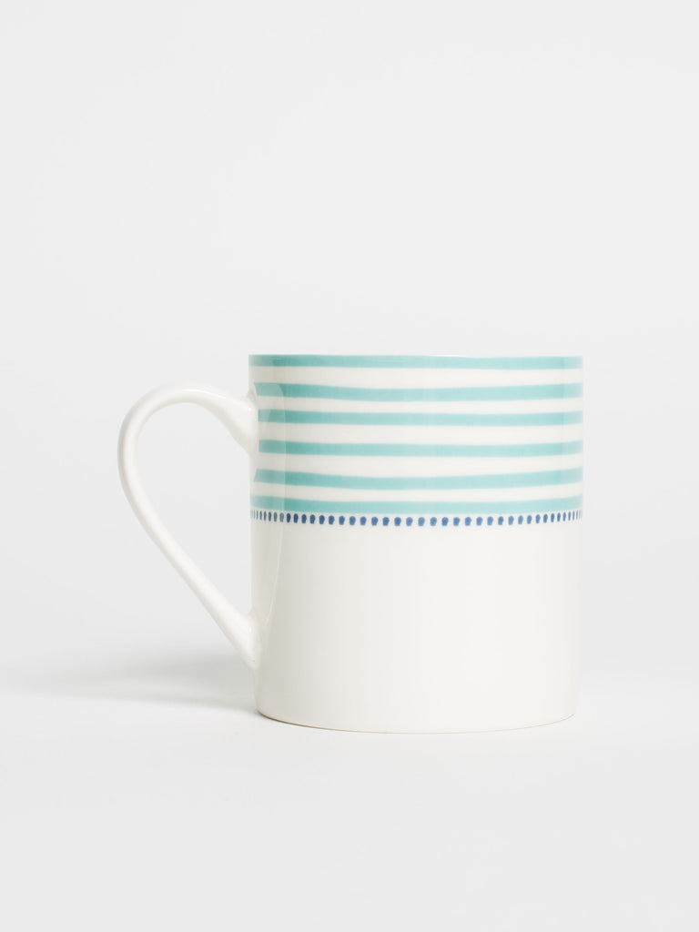 Alphabet Can Mug J - Car & Kitchen