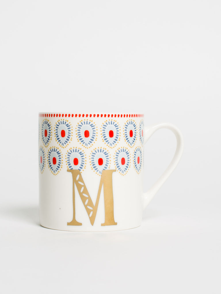 Alphabet Can Mug M - Car & Kitchen