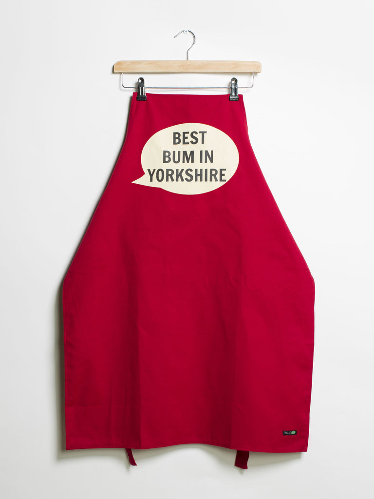 Best Bum In Yorkshire Apron