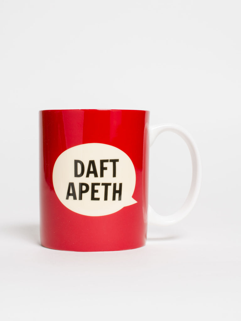 Daft Apeth Mug - Car & Kitchen