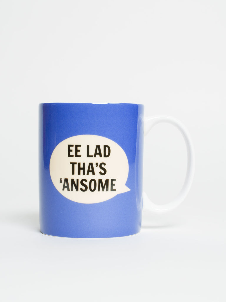 Ee Lad Tha's Ansome Mug - Car & Kitchen
