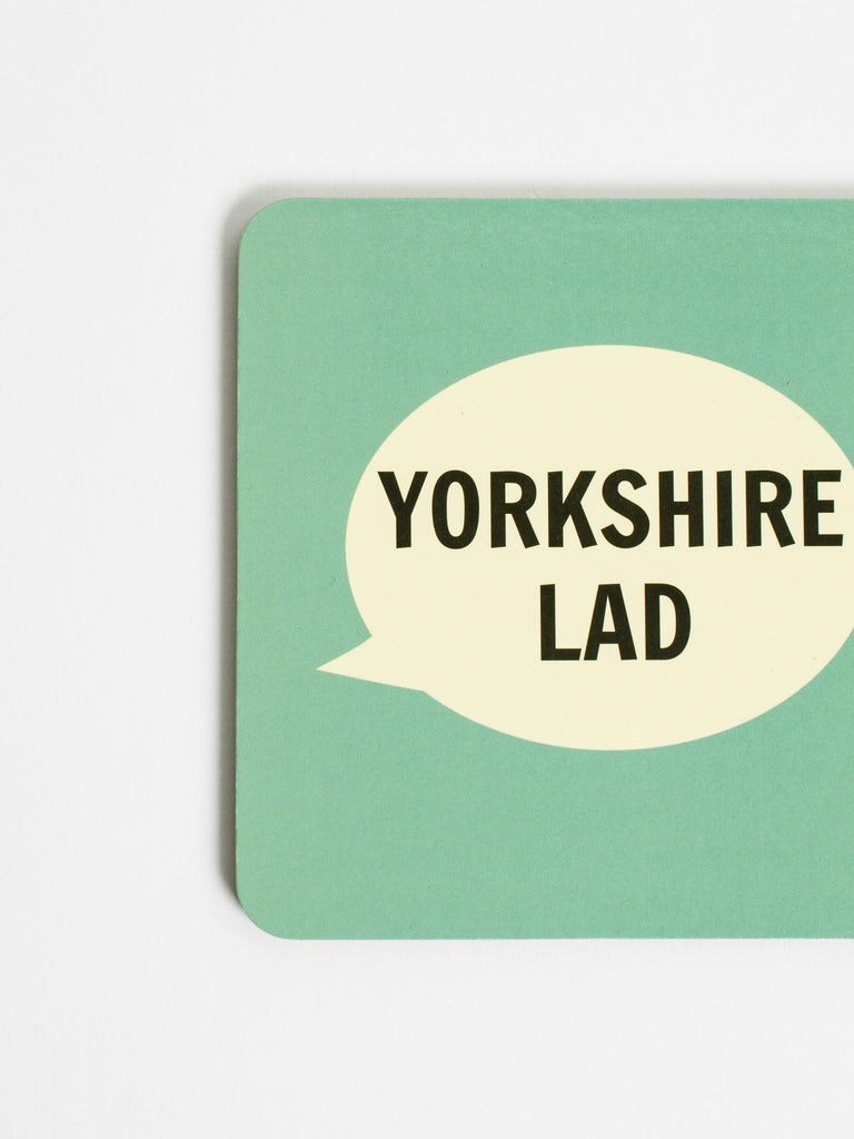 Yorkshire Lad Coaster - Car & Kitchen