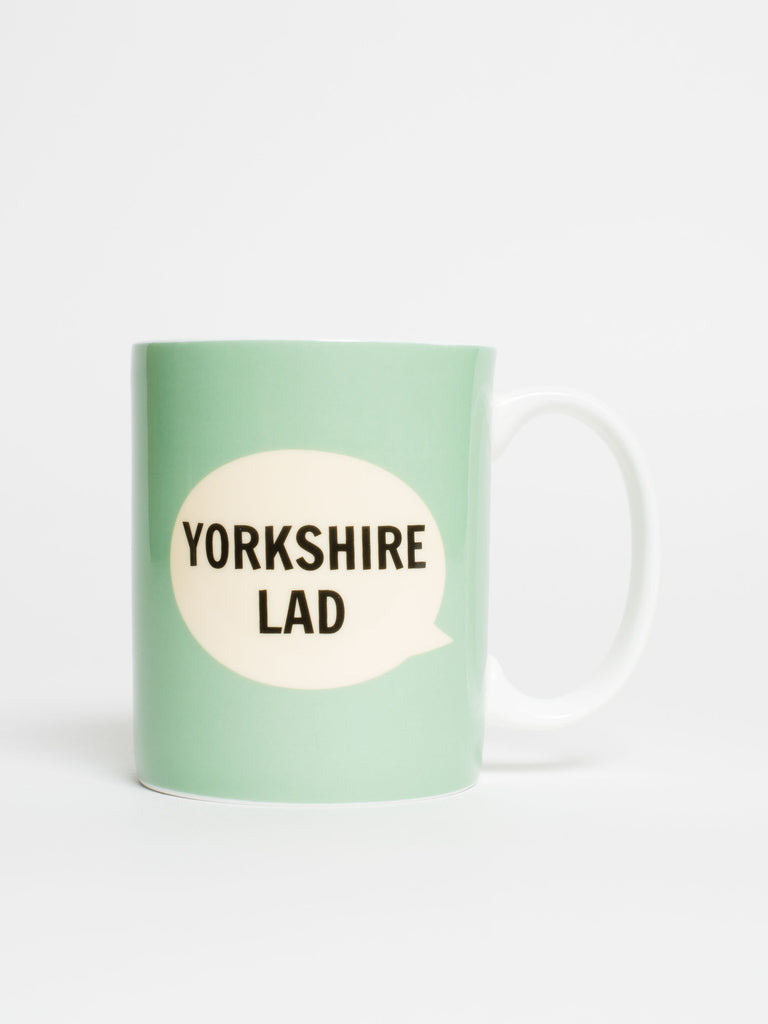 Yorkshire Lad Mug - Car & Kitchen