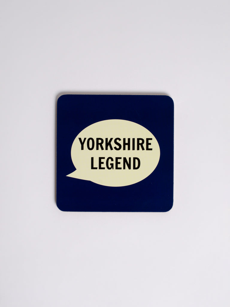 Yorkshire Legend Coaster - Car & Kitchen
