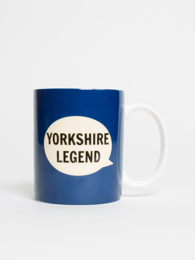 Yorkshire Legend Mug - Car & Kitchen