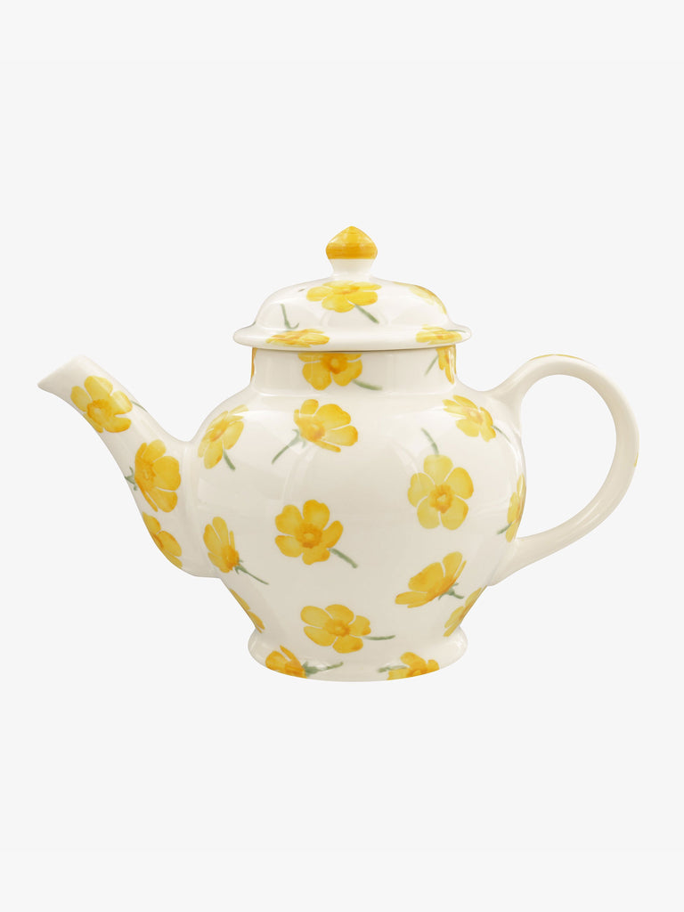 Buttercup Scattered 3 Mug Teapot