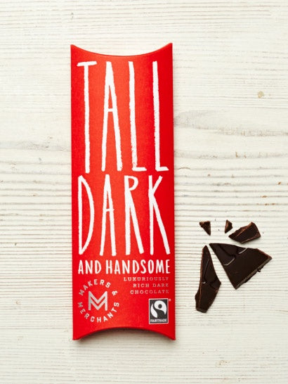 Chocolate Tall Dark & Handsome