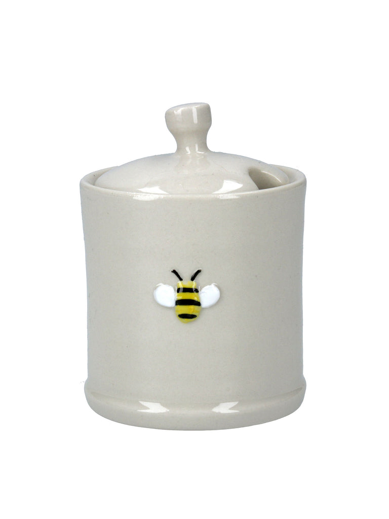 Ceramic Mini Honey Pot
