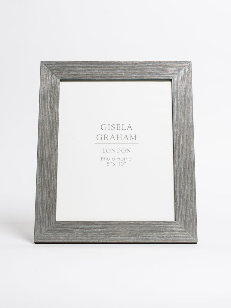Charcoal Textured Large Frame