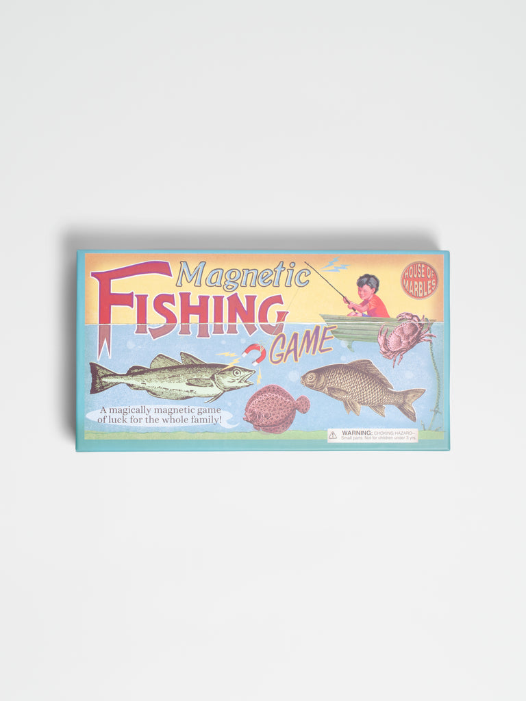 Magnetic Fishing Game - Car & Kitchen