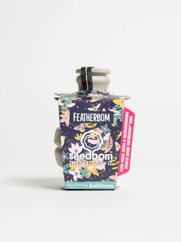 Featherbom Garden Grenade - Car & Kitchen