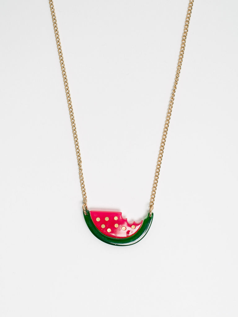 Melon Necklace