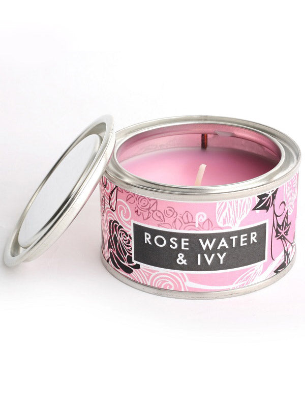 Elements Candle Rosewater & Ivy