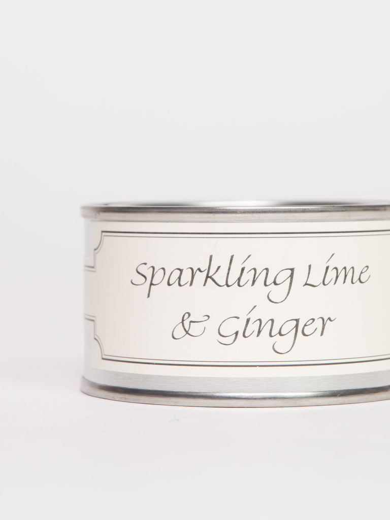 Sparkling Lime & Ginger Candle - Car & Kitchen