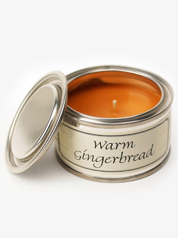 Warm Gingerbread Candle - Car & Kitchen