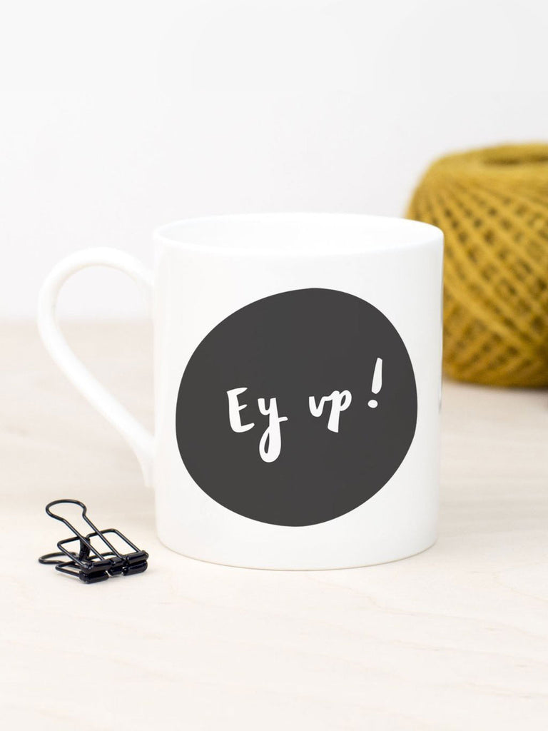 Ey-Up Mug - Car & Kitchen