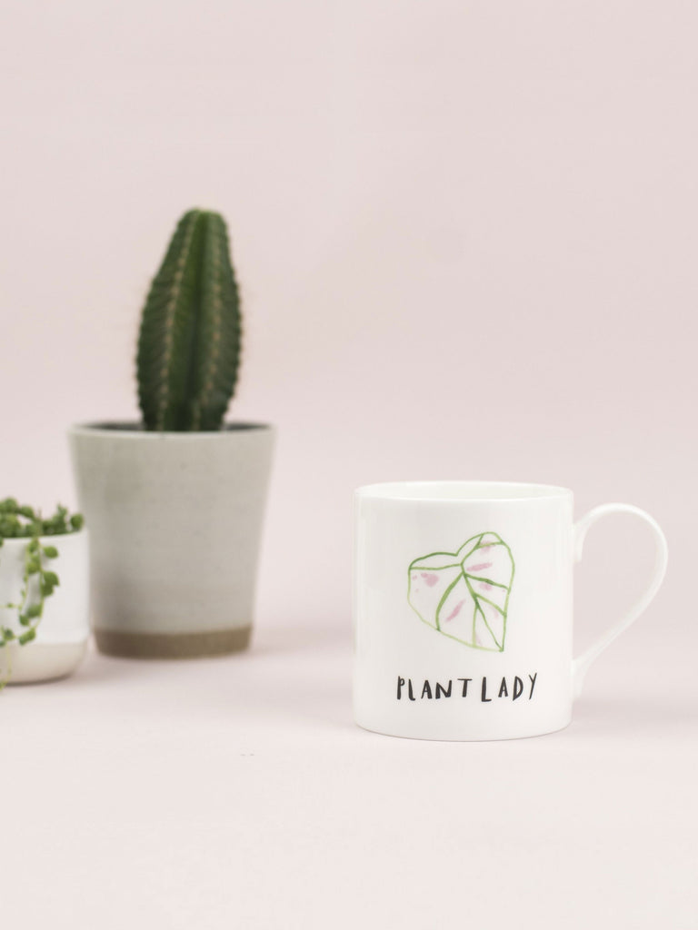 Plant Lady Mug - Car & Kitchen