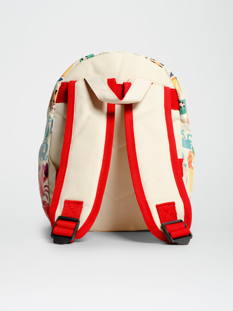 Colourful Creatures Backpack - Car & Kitchen