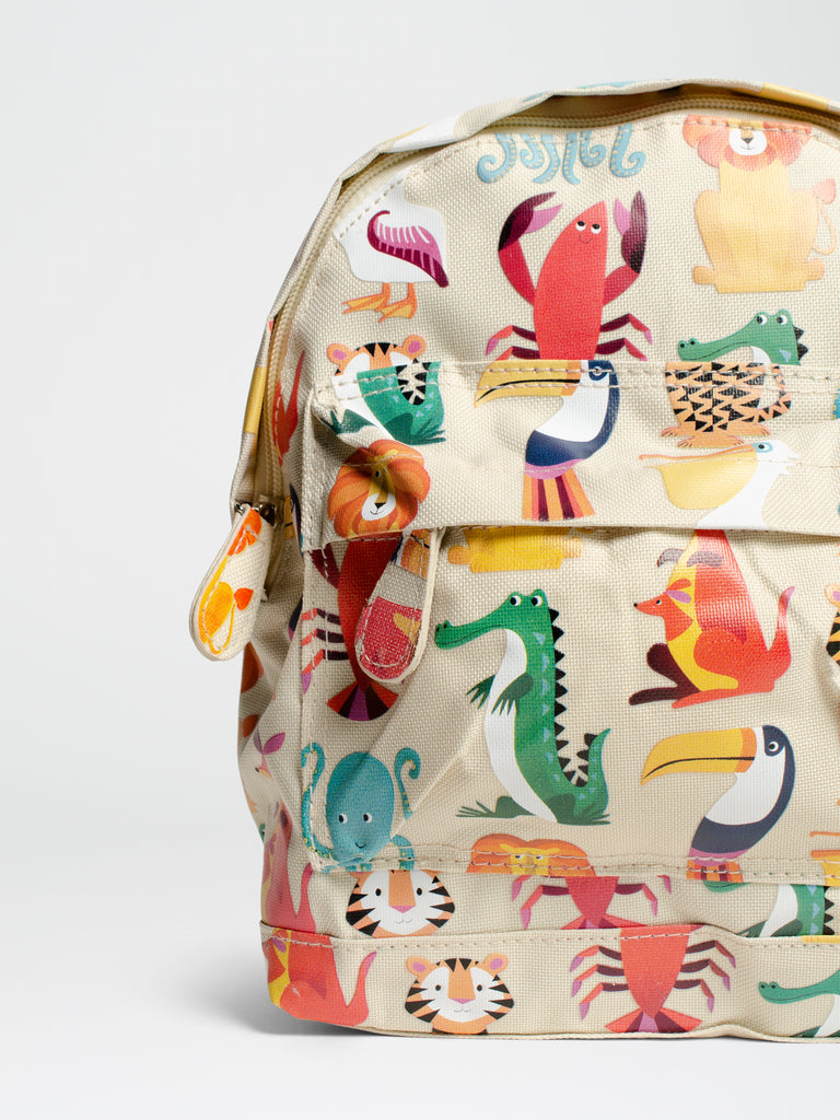 Colourful Creatures Backpack