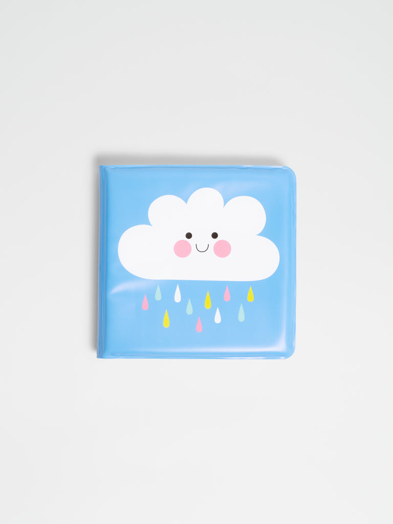 Happy Cloud Bath Book - Car & Kitchen