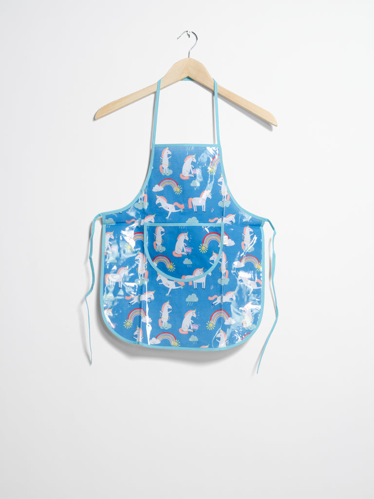Unicorn Kids Apron - Car & Kitchen
