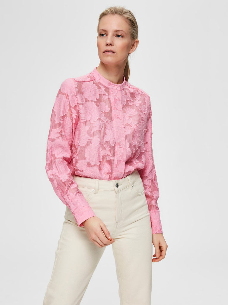 Rose Pink Sadie Shirt