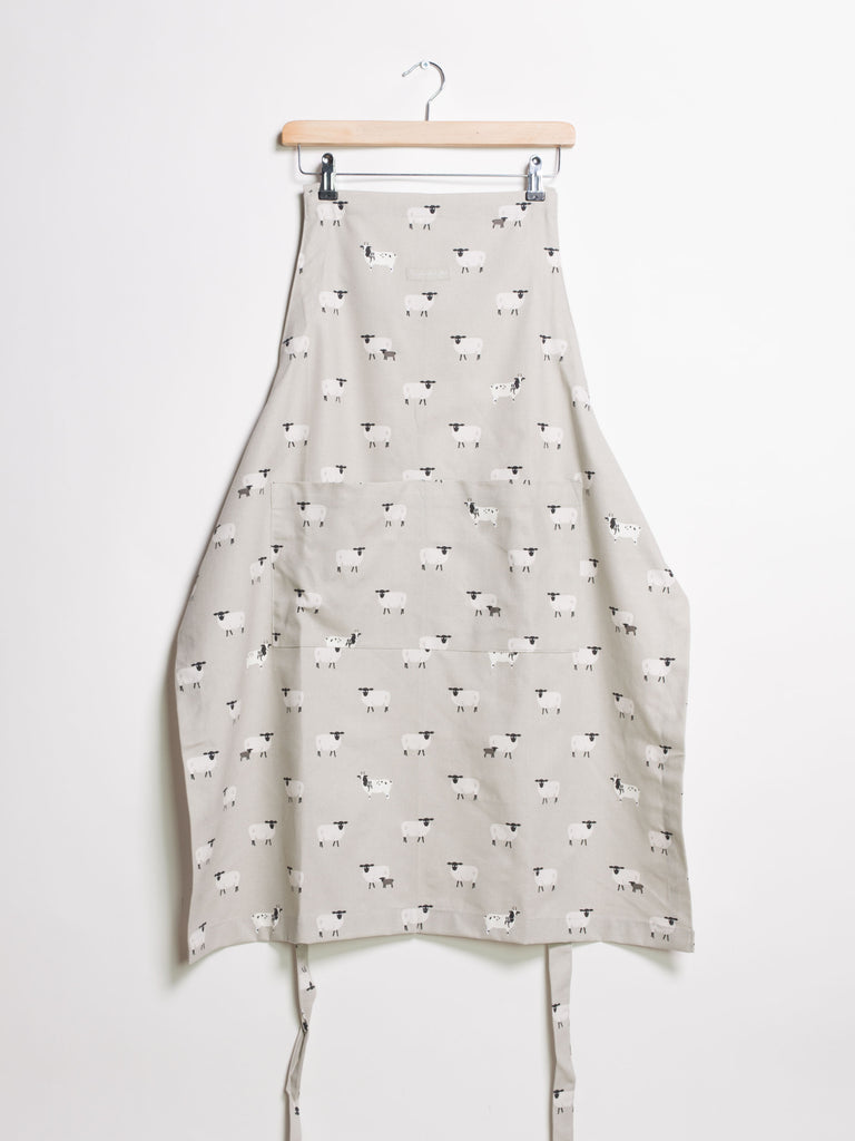 Sheep Adult Apron - Car & Kitchen