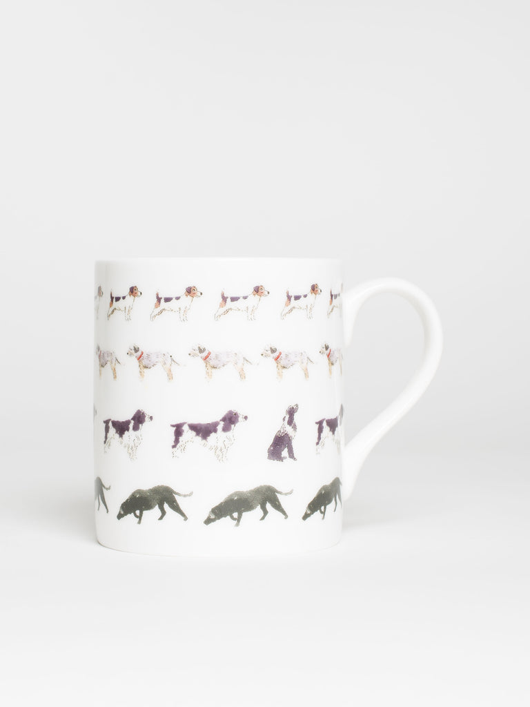 Walkies Dog Mug - Car & Kitchen