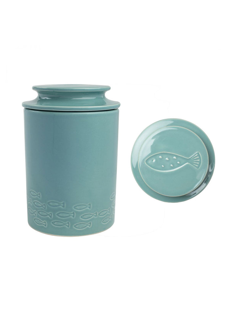 Ocean Fish Store Jar - Car & Kitchen