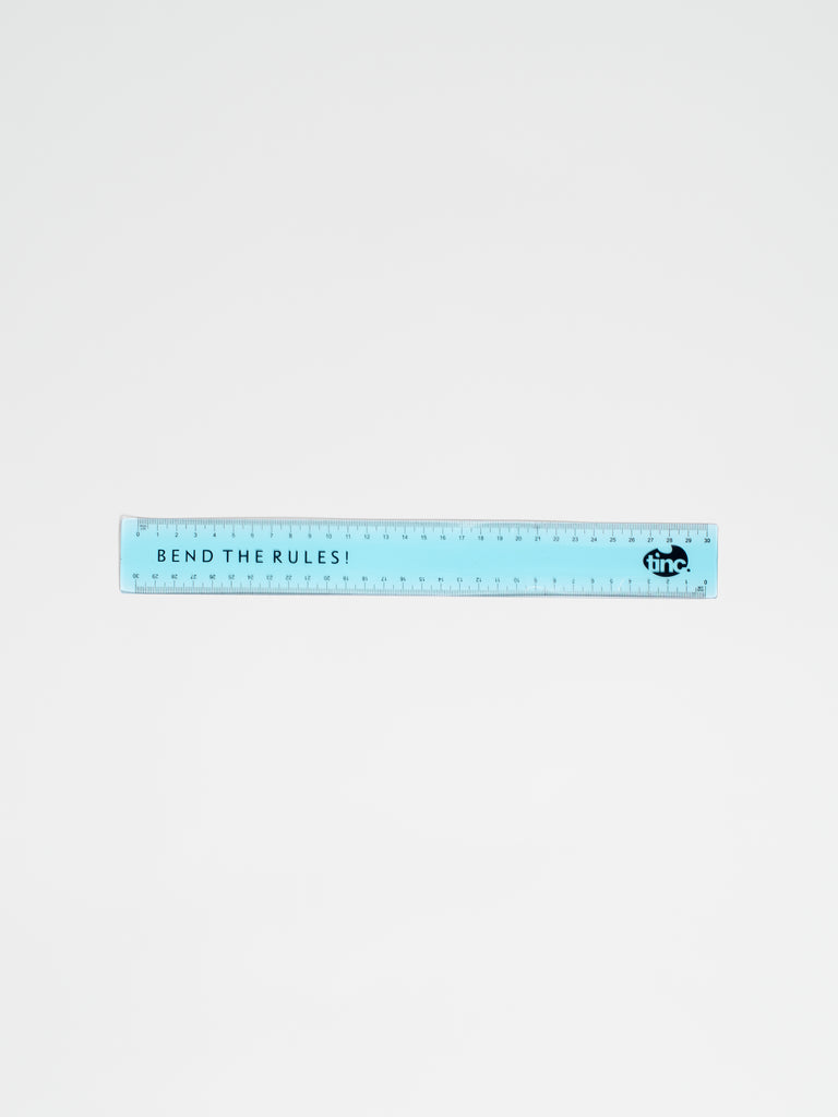 Blue Bendy Ruler