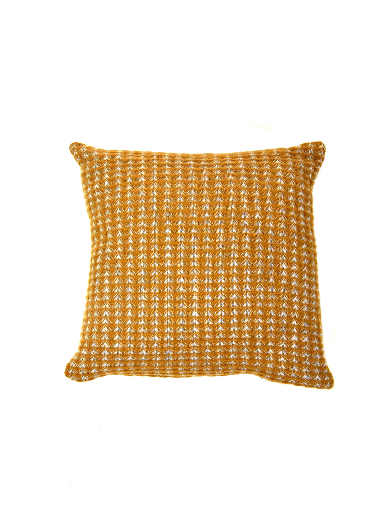 Treetop English Mustard Cushion - Car & Kitchen