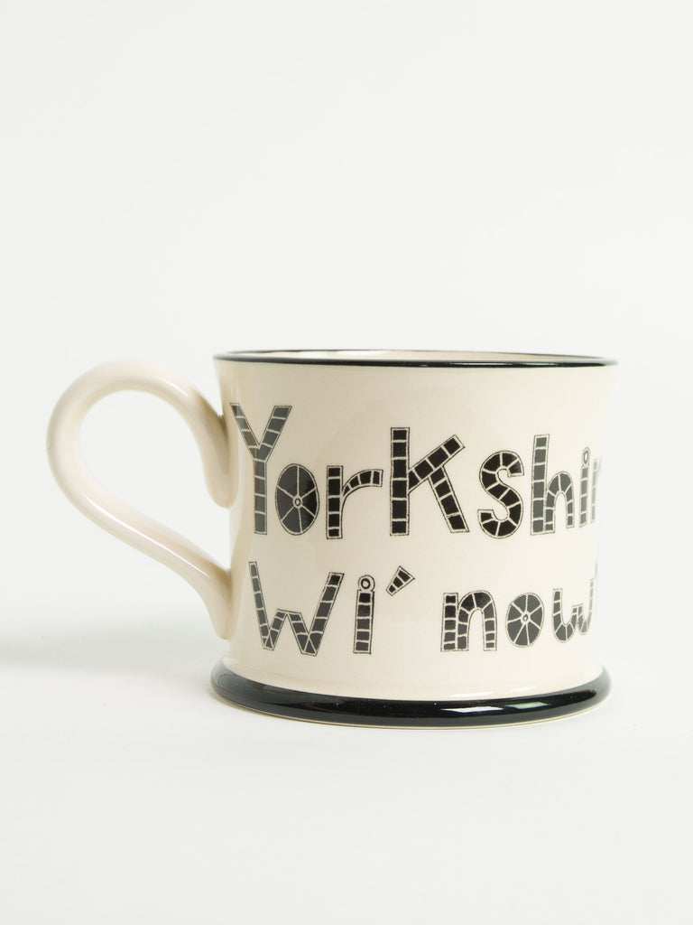 Yorkshire Born & Bred Mug - Car & Kitchen
