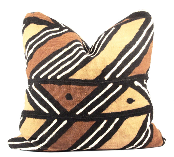 Mystic Mudcloth Pillow  24