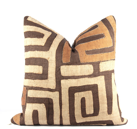 Kuba Cloth Pillow  20